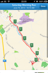 Harpenden Route