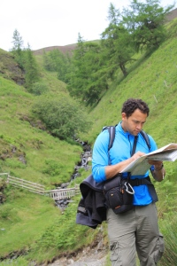Jamie Lake District Navigation