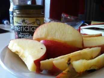 Apple & Almond Butter