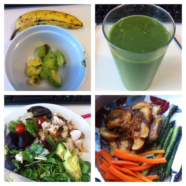 Paleo Reset / Whole 30: Day 2